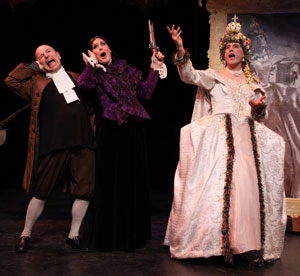 Everett Quinton, Bianca Leigh, and David Greenspan