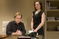 William H. Macy and Elisabeth Moss