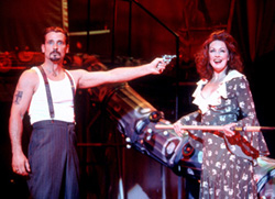 Robert Torti and Michele Pawkin Reefer Madness(Photo: Joan Marcus)
