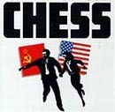 Art for the original Broadwayproduction of Chess