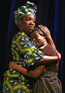 Saidah Arrika Ekulona and
