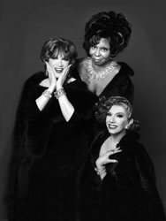 Charles Busch, Whoopi Goldberg,