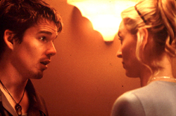 Ethan Hawke and Uma Thurman in Tape(Photo: Clark Walker/Lions Gate Films)