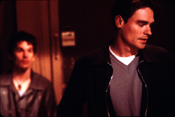 Ethan Hawke and Robert Sean Leonard in Tape(Photo: Clark Walker/Lions Gate Films)