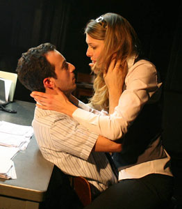Michael Micalizzi and Maren Langdon