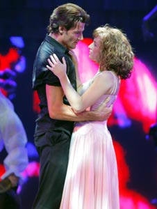 Josef Brown and Amanda Leigh Cobb
