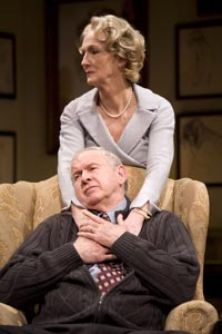 Kathleen Chalfant and Terry Beaver