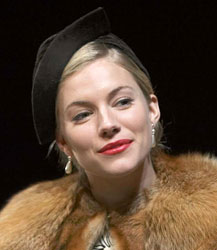 Sienna Miller in As You Like It