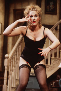 Katie Finneran in Noises Off(Photo: Joan Marcus)
