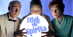 Megan Cavanagh, Michael Patrick Gaffney, and