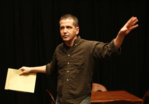 David Cromer in Our Town