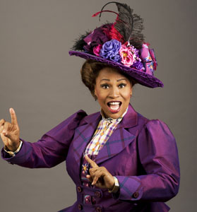 Jenifer Lewis in Hello, Dolly!