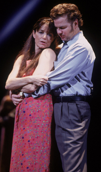 Karen Allen and Kevin Andersonin Speaking in Tongues(Photo: Joan Marcus)