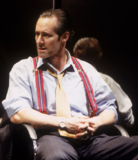 Michel R. Gill in Speaking in Tongues(Photo: Joan Marcus)