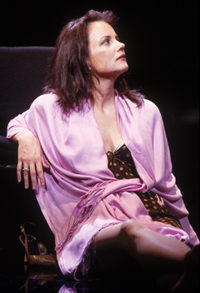 Margaret Colin in Speaking in Tongues(Photo: Joan Marcus)
