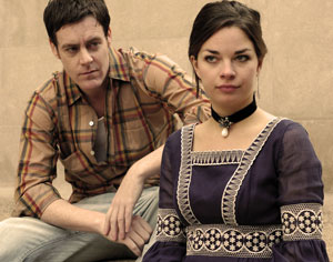 Jeremy van Meter and Amanda Powell star