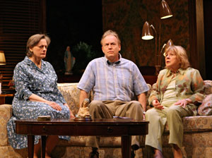 Dana Ivey, Reed Birney, and MaryLouise Burke