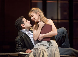 Juan Diego Florez and Natalie Dessay in La Sonnambula