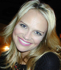 Partying after the Encores!Broadway Bash: Kristin Chenoweth...(Photo: Michael Portantiere)