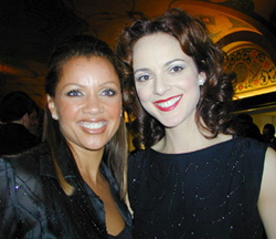 ...Vanessa L. Williams and Melissa Errico...(Photo: Michael Portantiere)