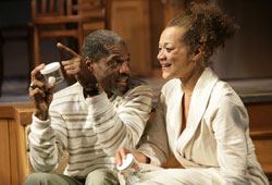 John Wesley and Michole Briana White