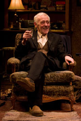 John Mahoney in The Seafarer