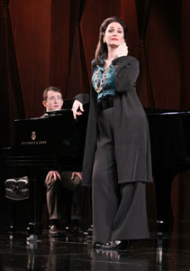 Andrew Gerle and Barbara Walsh