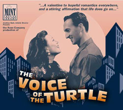 Poster art for The Voice of the Turtle
