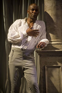 John Douglas Thompson in Othello