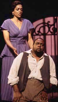 Marquita Lister and Alvy Powellin Porgy and Bess