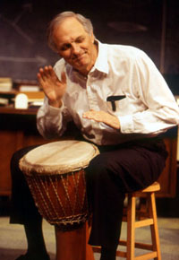 Alan Alda in Q.E.D.(Photo: Joan Marcus)