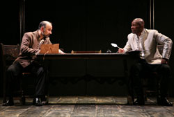 Ned Eisenberg and John Douglas Thompson