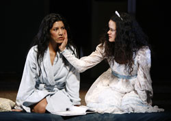 Stephanie Beatriz and Onahoua Rodriguez