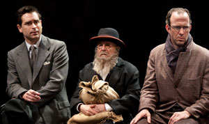 Todd Gearhart, John Friemann, and Christopher Burns