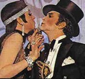 Liza Minnelli with Joel Grey 