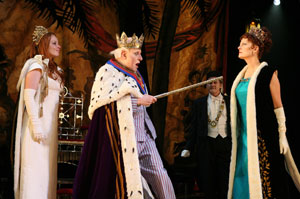 Lauren Ambrose, Geoffrey Rush, William Sadler,