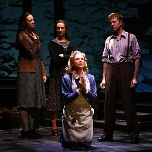 Maja Wampuszyc, Tracee Chimo, Tovah Feldshuh,