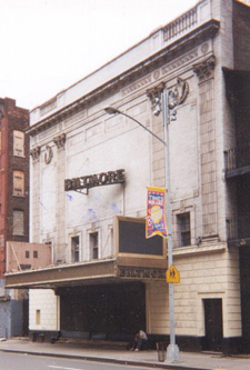 The Biltmore circa 1999-2000(Photo: Ross J. MacLean)