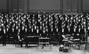 The New York City Gay Men's Chorus