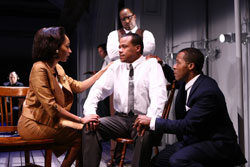 A scene from The Good Negro