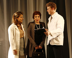 Andrea Bianchi, Cheryl Stern, and Mark Ledbetter