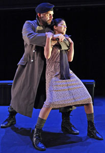 Nathan Flower and Vaishnavi Sharma