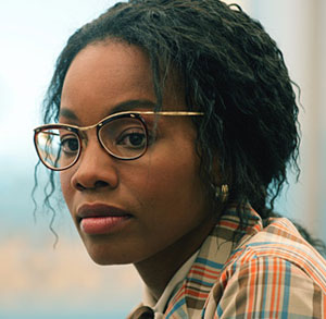 Anika Noni Rose in The No. 1 Ladies Detective Agency (© HBO)