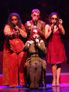 Tressa Thomas, Tom Lowe, Diana DeGarmo