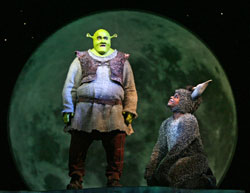 Brian d'Arcy James and Daniel Breaker