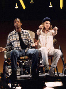Joe Morton and Sally Murphy