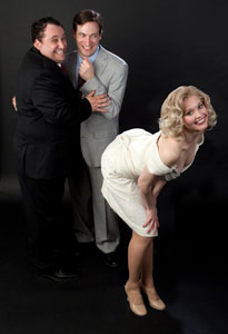 Ben Lipitz, Ben Dibble and Amy Bodnar