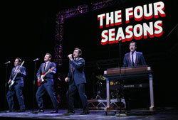 A scene from Jersey Boys