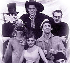 The original cast of