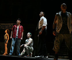 A scene from In the Heights (© Joan Marcus)
